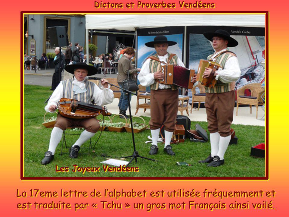 Dictons et Proverbes Vendéens