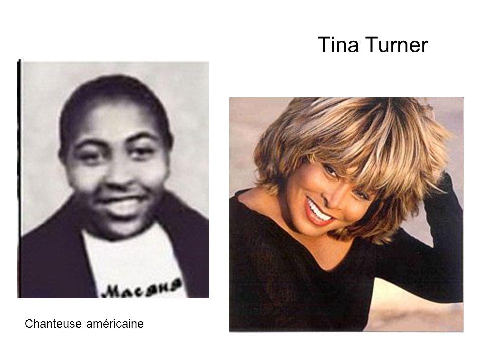 Tina Turner Chanteuse américaine