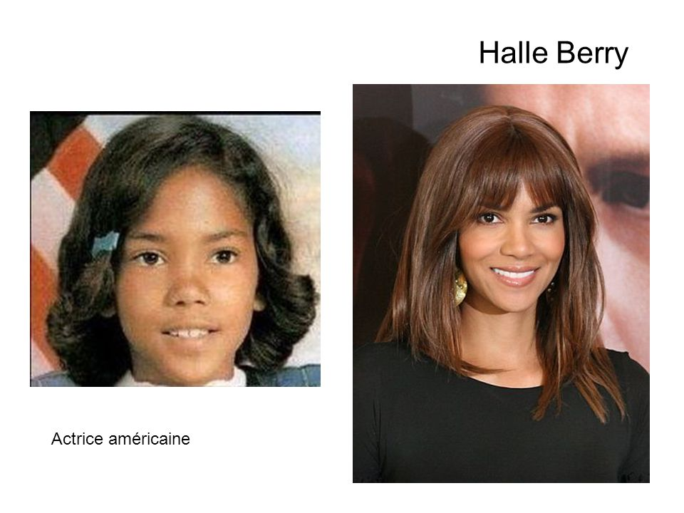 Halle Berry Actrice américaine