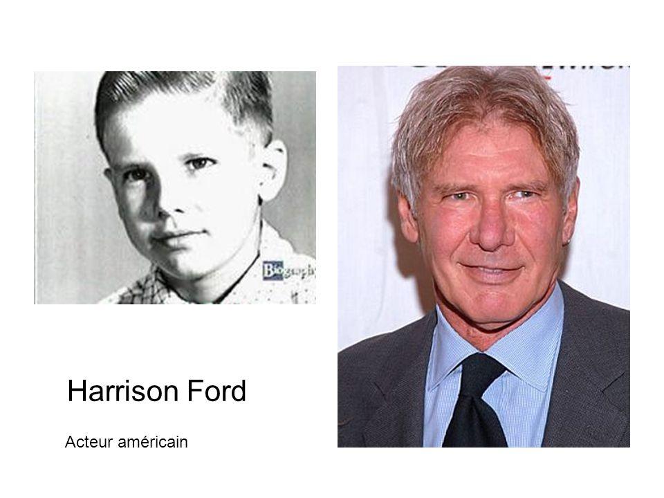Harrison Ford Acteur américain