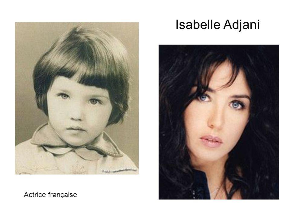 Isabelle Adjani Actrice française