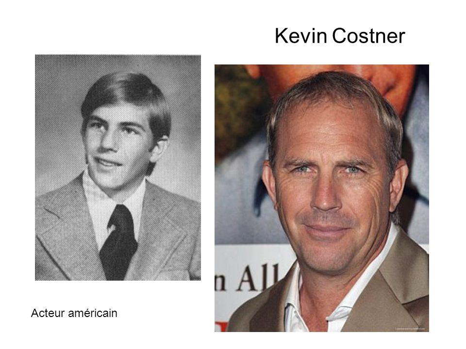 Kevin Costner Acteur américain