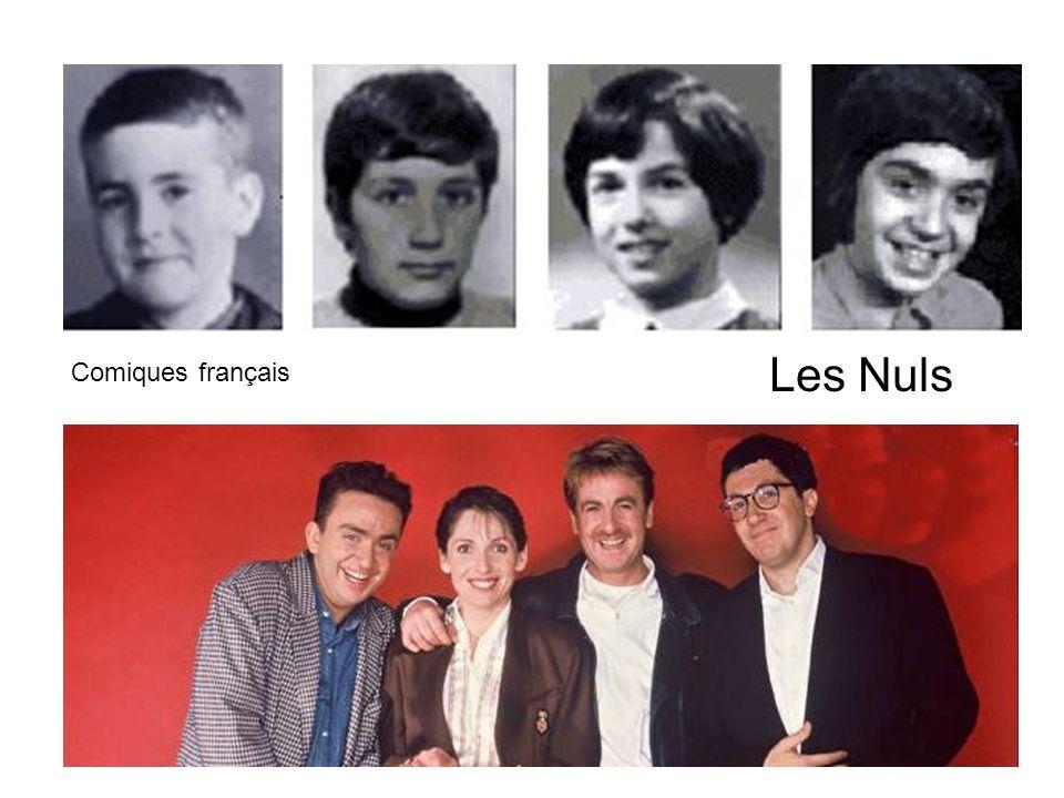 Les Nuls Comiques français