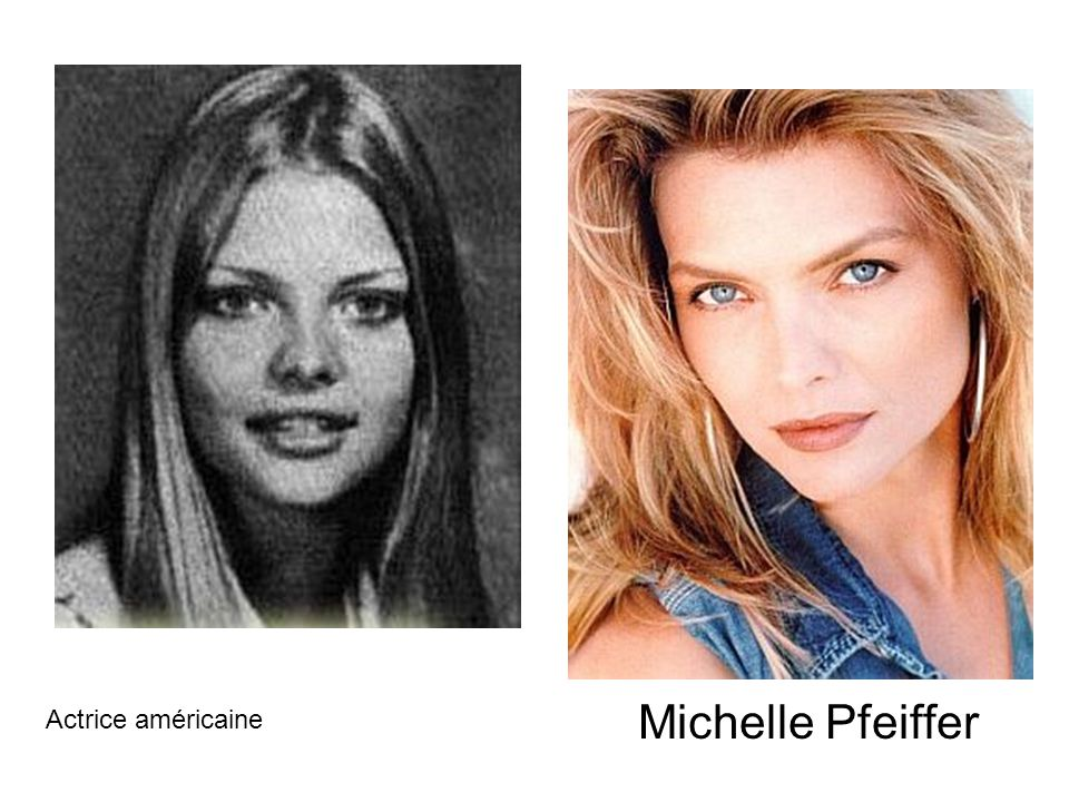 Michelle Pfeiffer Actrice américaine