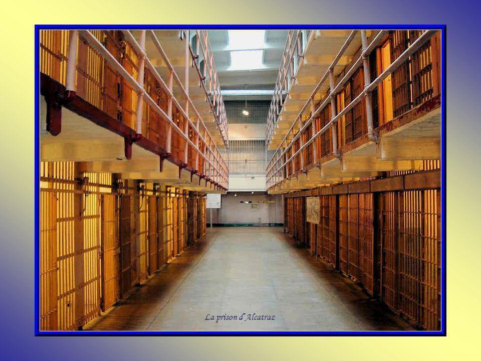 La prison d'Alcatraz