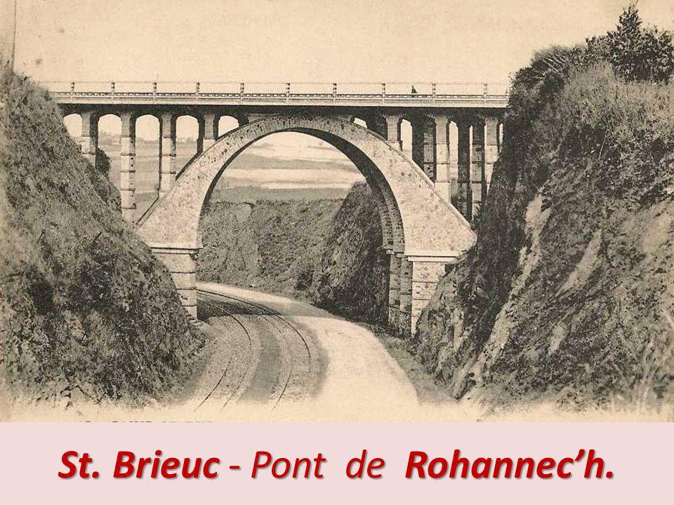 St. Brieuc - Pont de Rohannec'h.