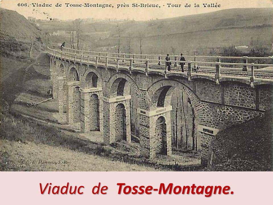 Viaduc de Tosse-Montagne.