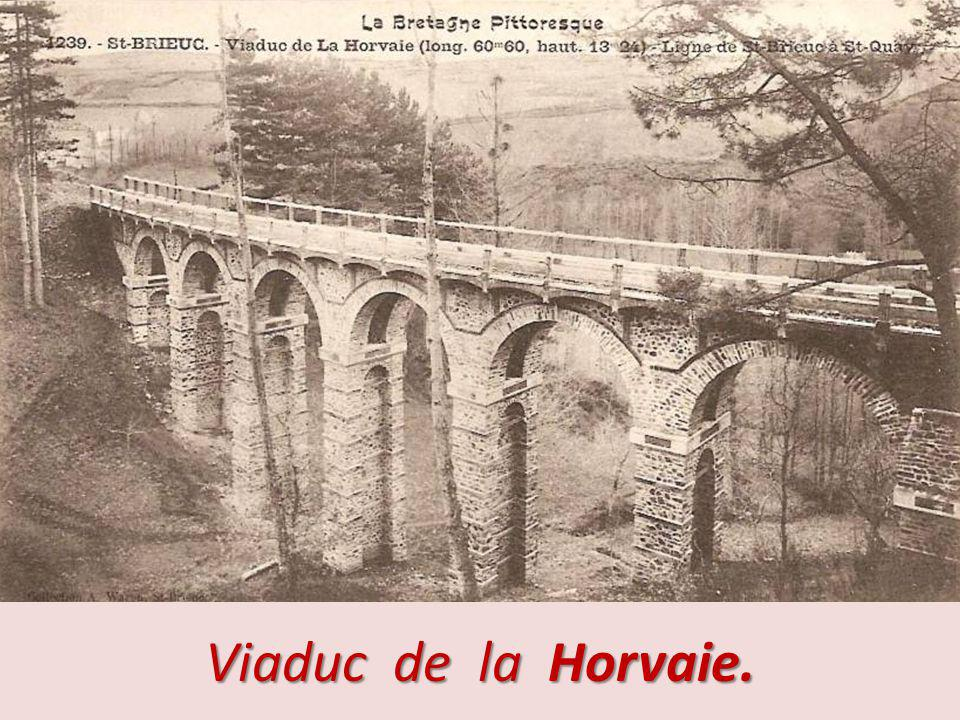 Viaduc de la Horvaie.