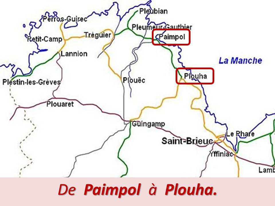 De Paimpol à Plouha.
