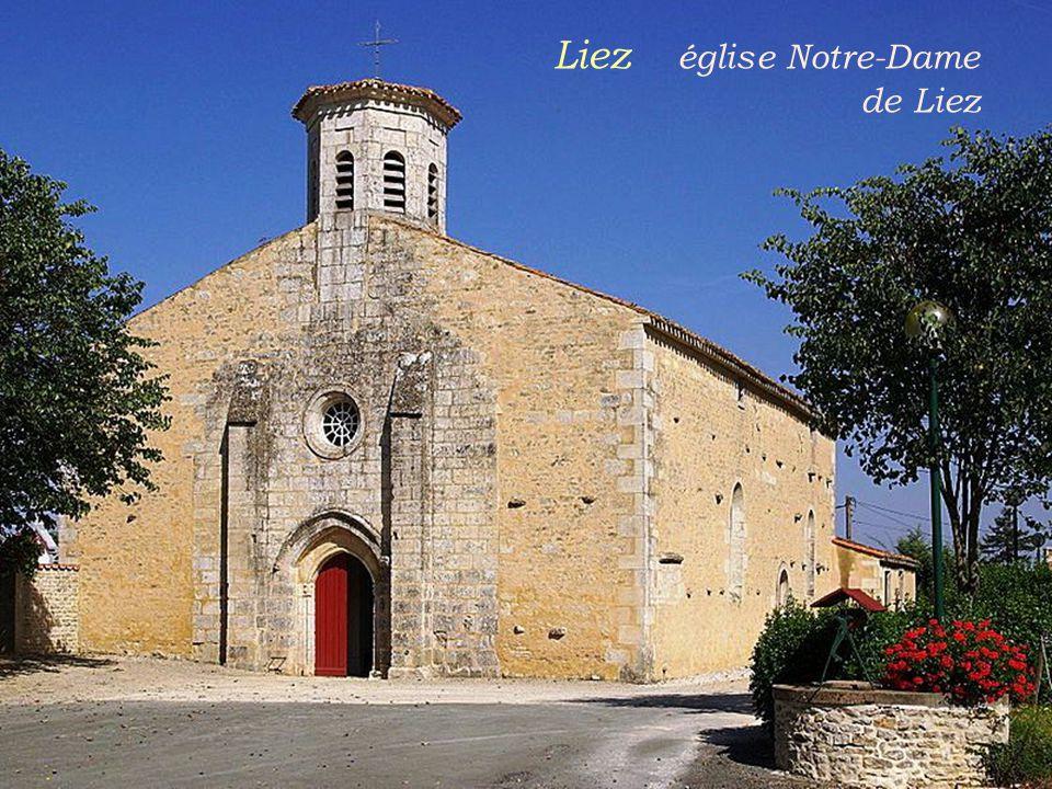 Liez église Notre-Dame . de Liez