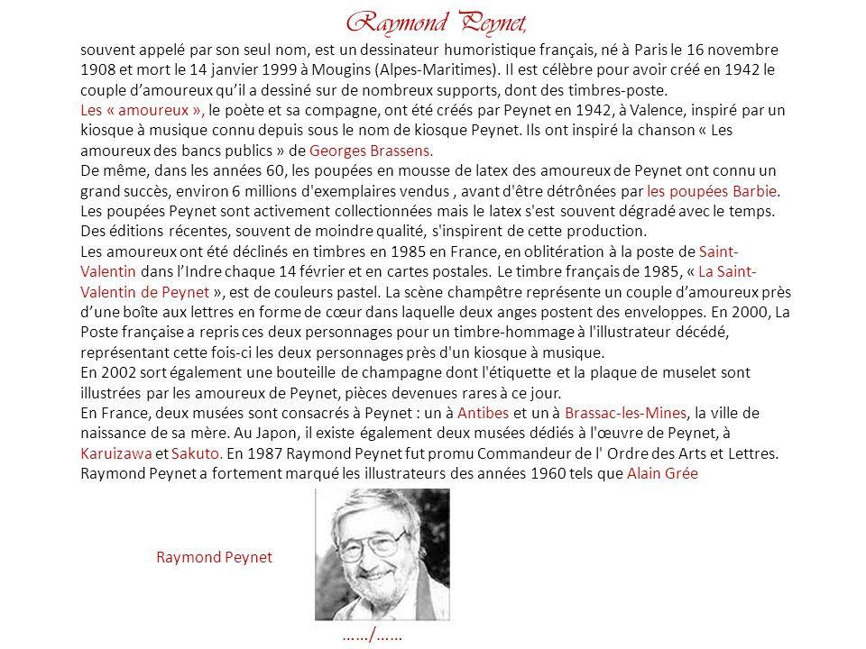 Raymond Peynet,