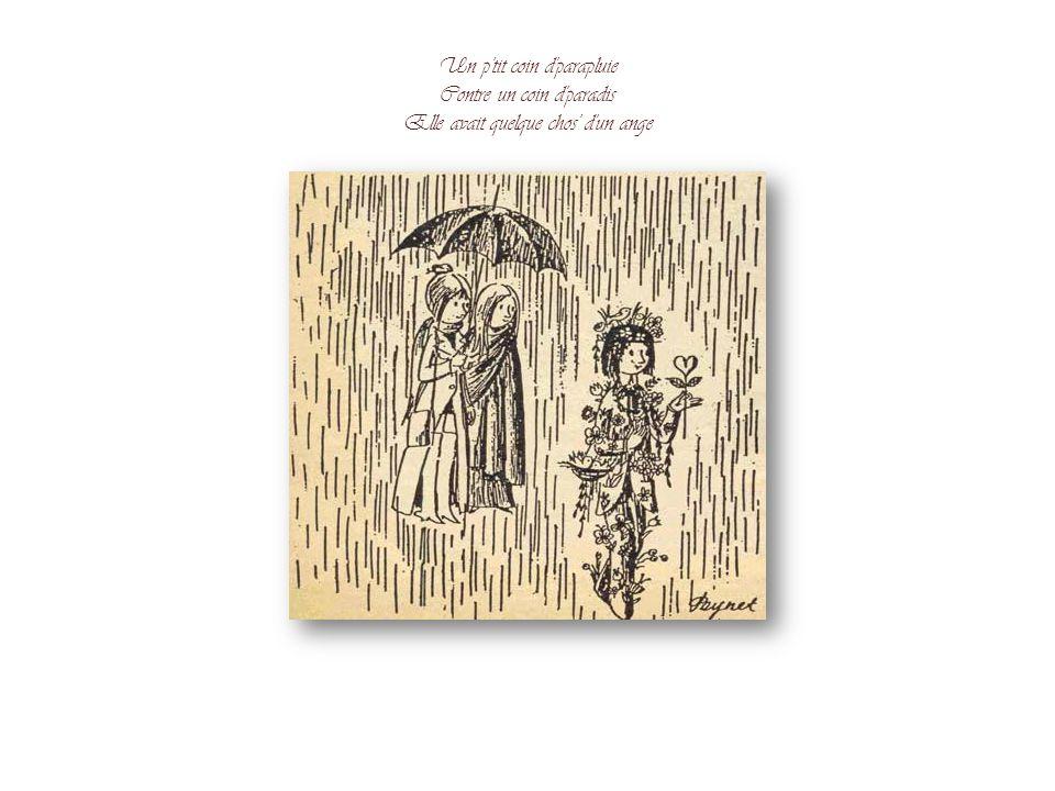Un p tit coin d parapluie Contre un coin d paradis