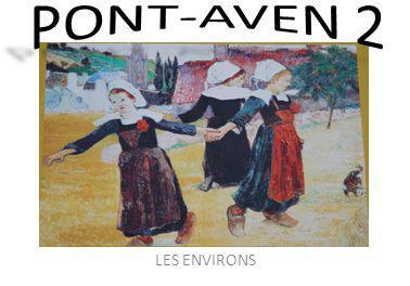 PONT-AVEN 2 LES ENVIRONS