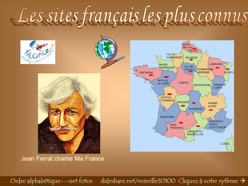Les sites français les plus connus