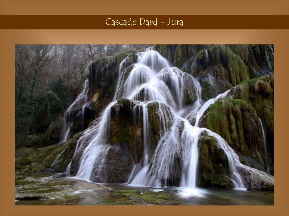 Cascade Dard - Jura