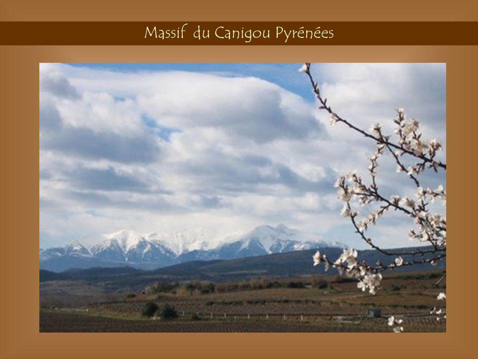Massif du Canigou Pyrénées