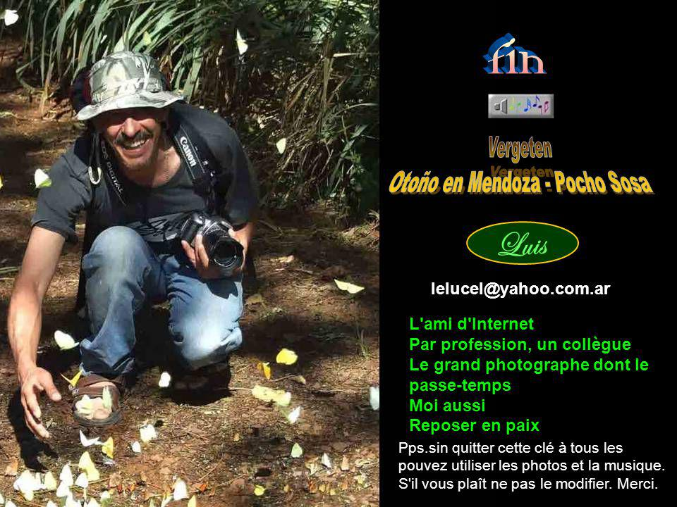 Otoño en Mendoza - Pocho Sosa