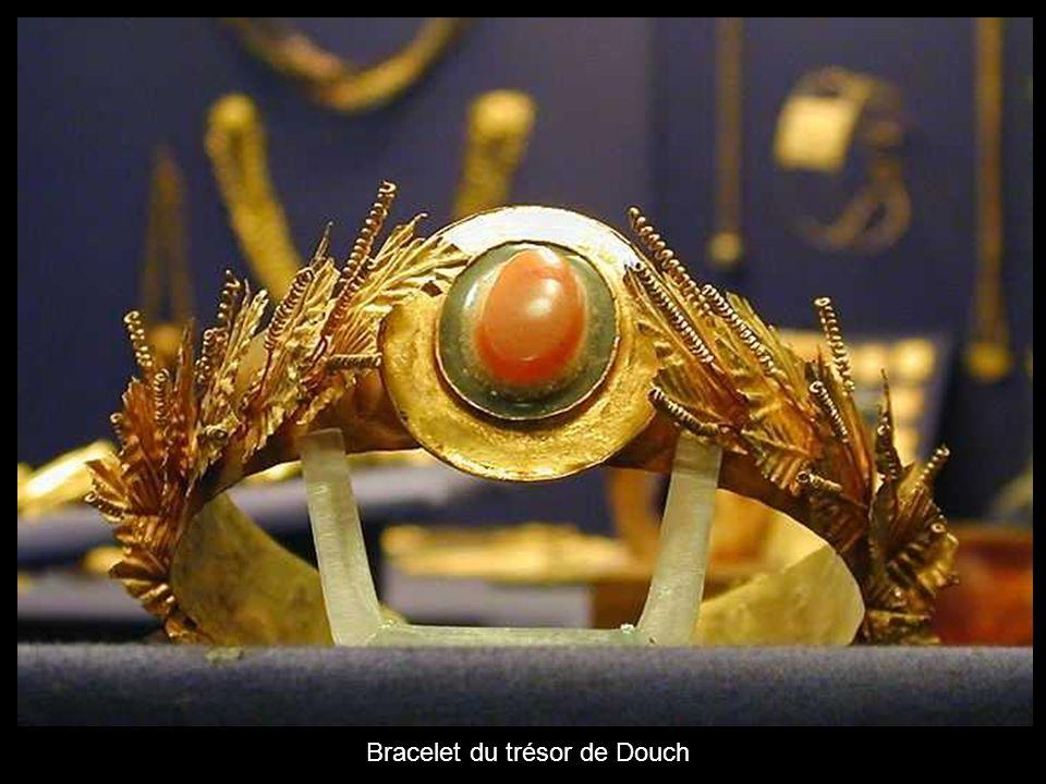 Bracelet du trésor de Douch