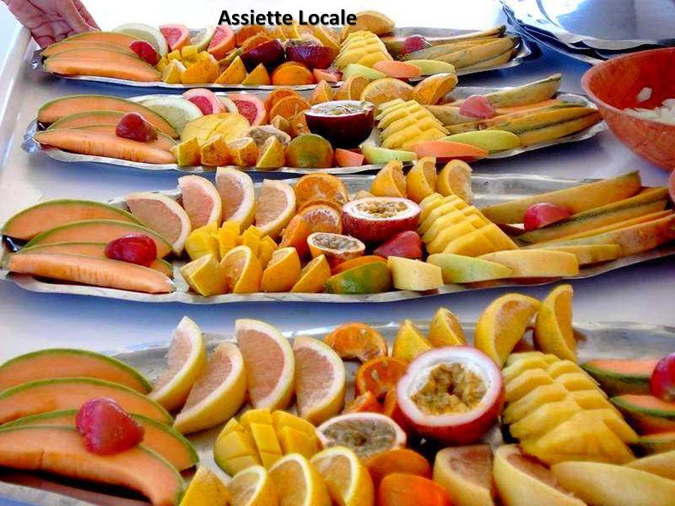 Assiette Locale Assiette locale
