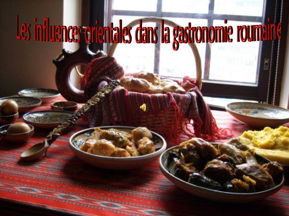 Les influences orientales dans la gastronomie roumaine