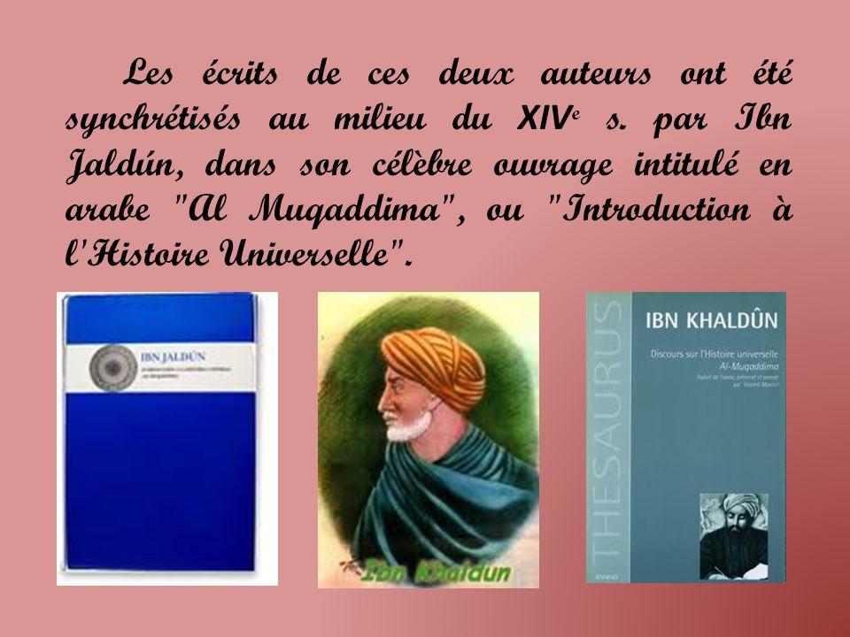 Les écrits de ces deux auteurs ont été synchrétisés au milieu du XIVe s.