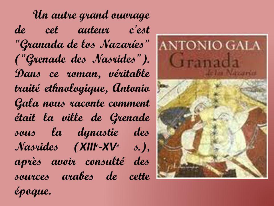 Un autre grand ouvrage de cet auteur c est Granada de los Nazaríes ( Grenade des Nasrides ).