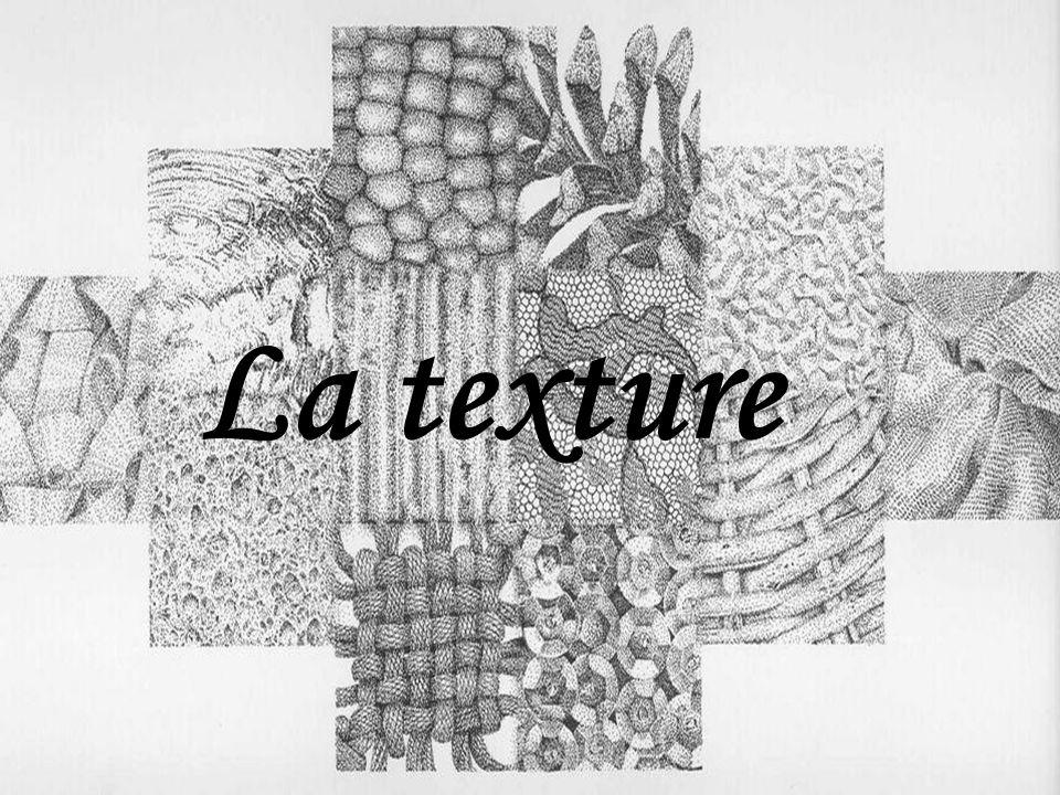 La texture