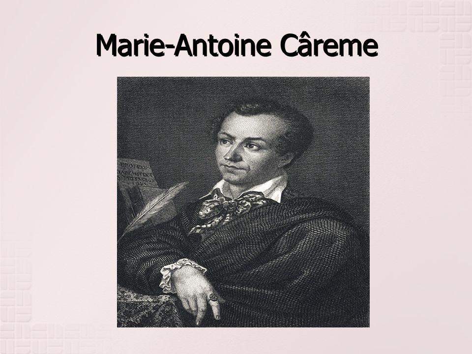 Marie-Antoine Câreme