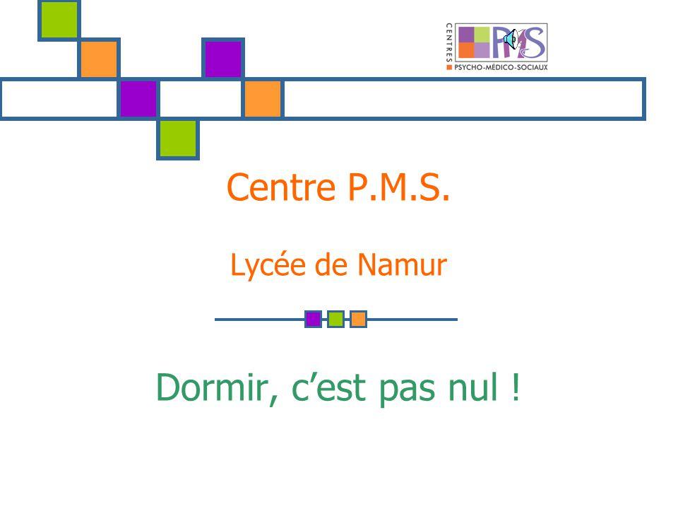 Centre P.M.S. Lycée de Namur