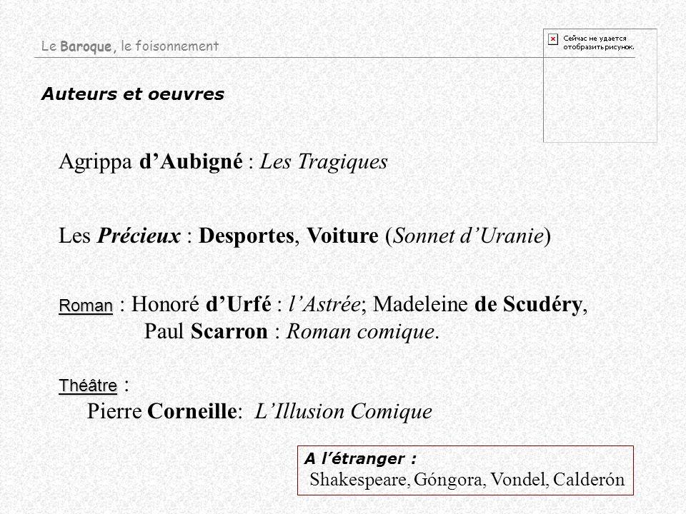 Agrippa d'Aubigné : Les Tragiques