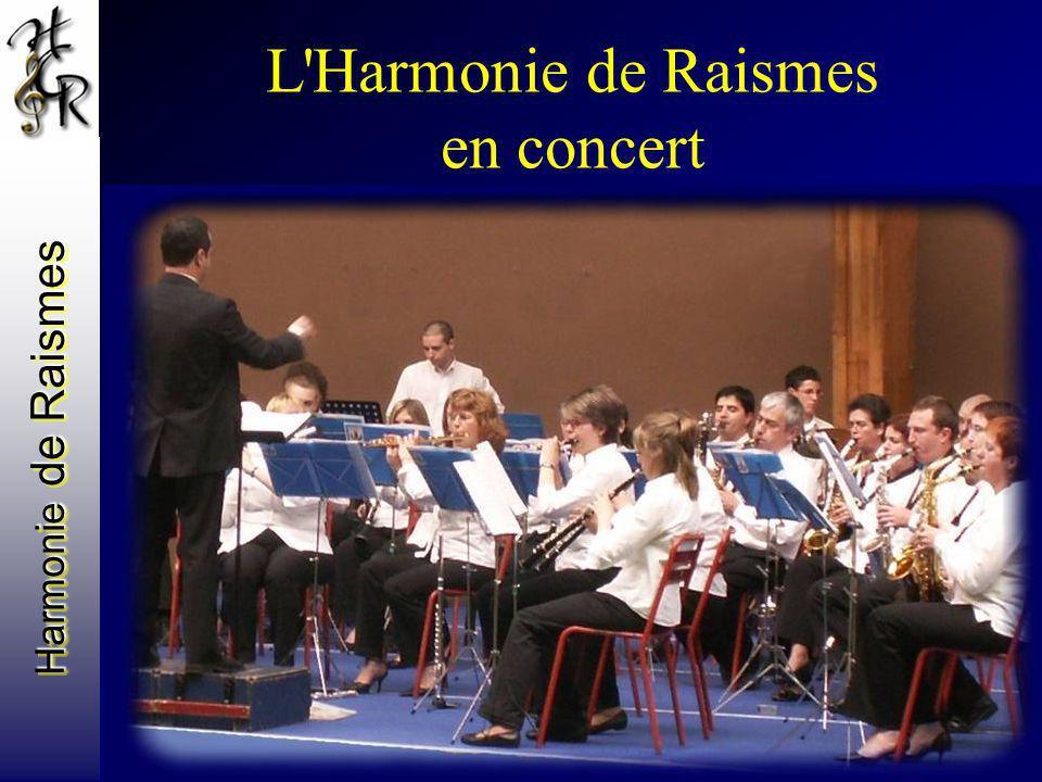 L Harmonie de Raismes en concert