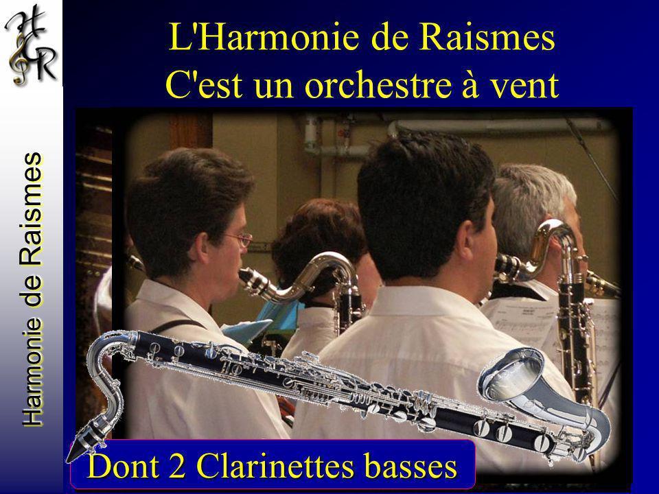 L Harmonie de Raismes C est un orchestre à vent