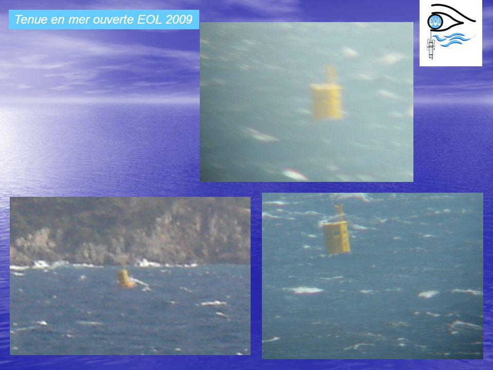 Tenue en mer ouverte EOL 2009