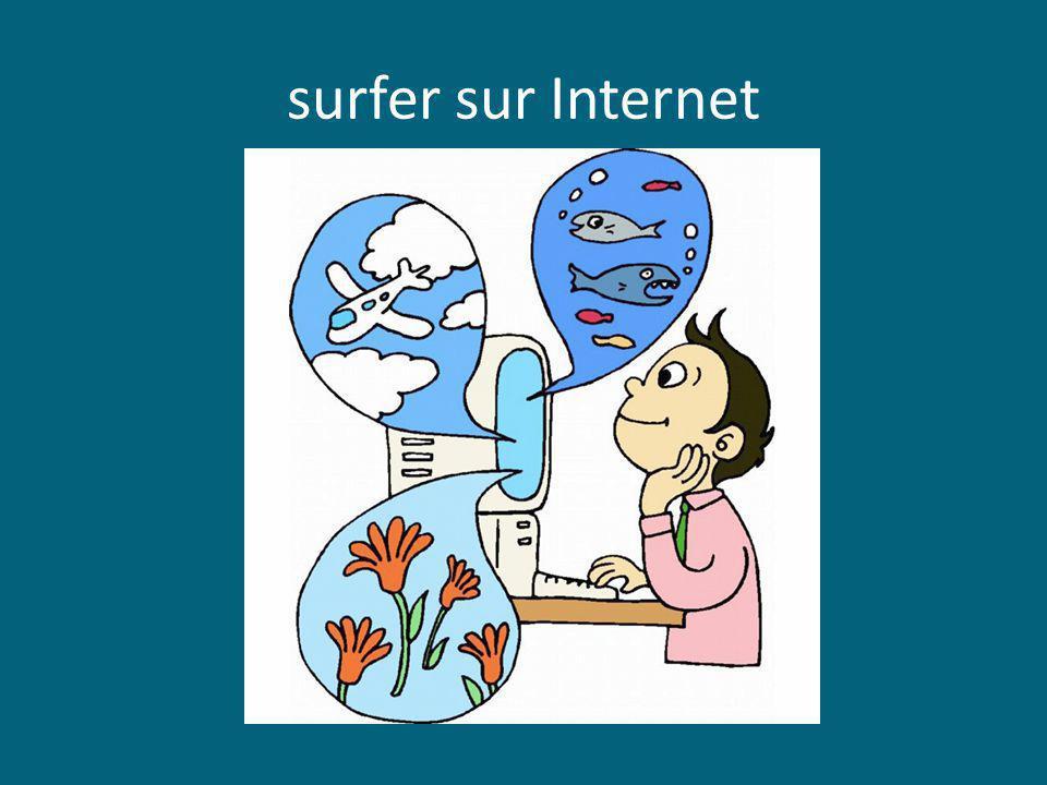 surfer sur Internet