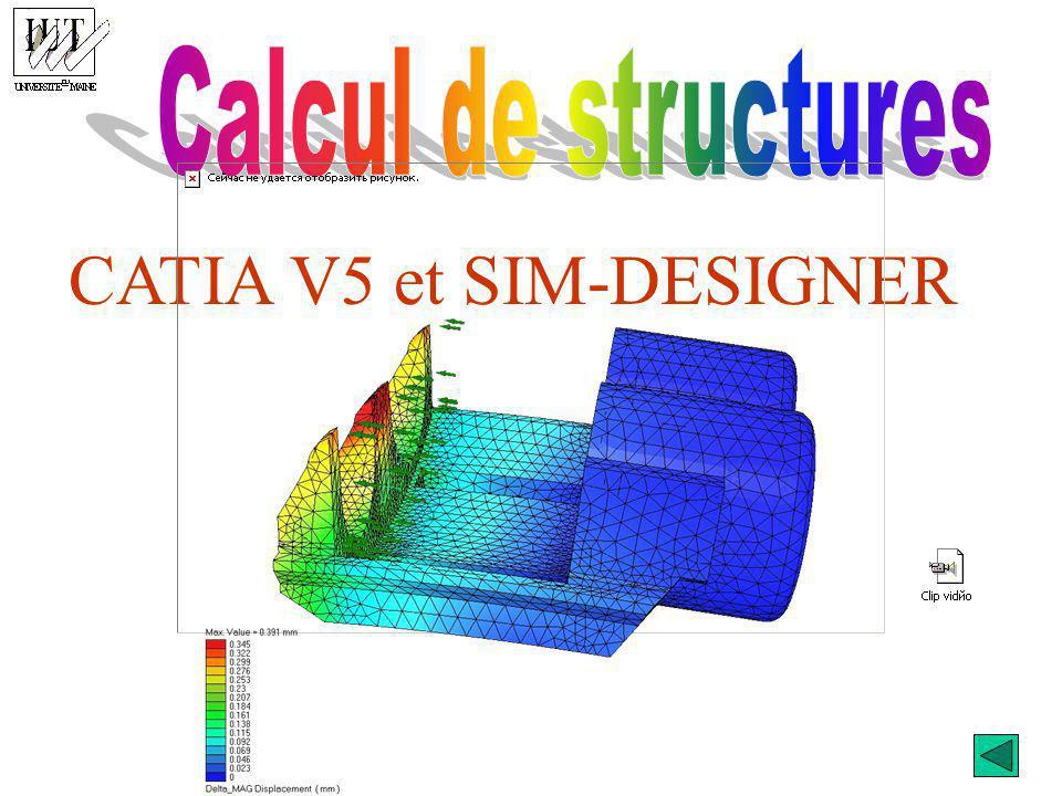 CATIA V5 et SIM-DESIGNER
