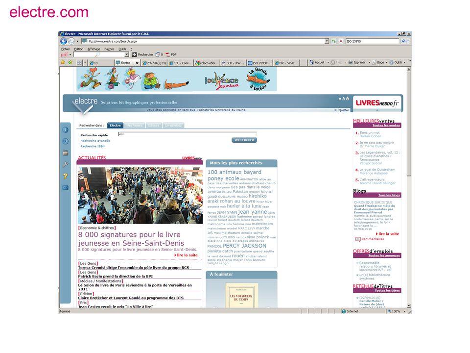 electre.com