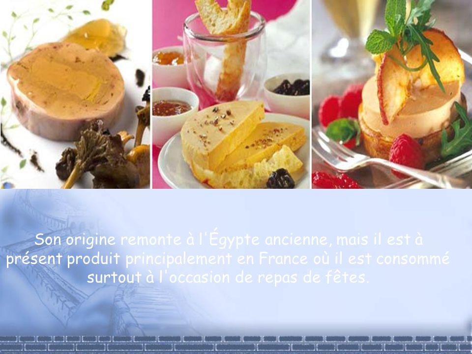 Un foie gras entier