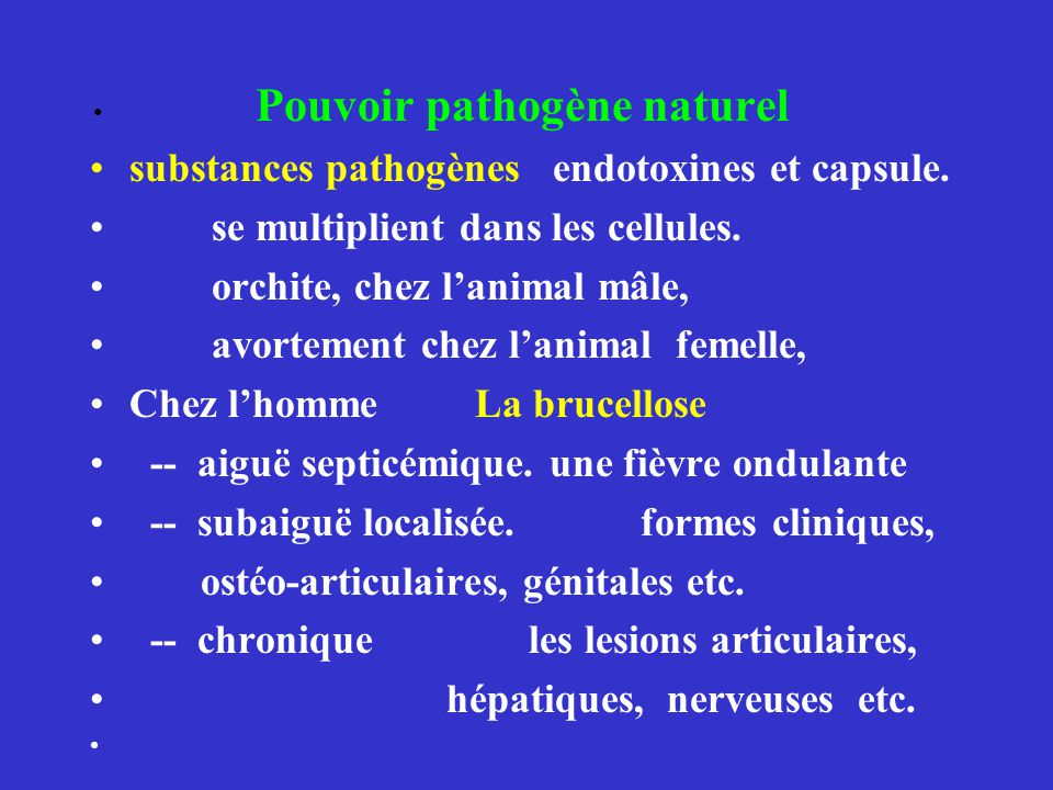 substances pathogènes endotoxines et capsule.