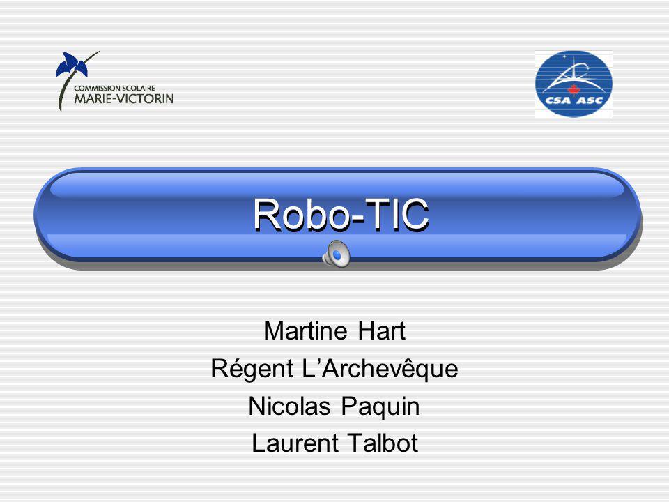 Martine Hart Régent L'Archevêque Nicolas Paquin Laurent Talbot