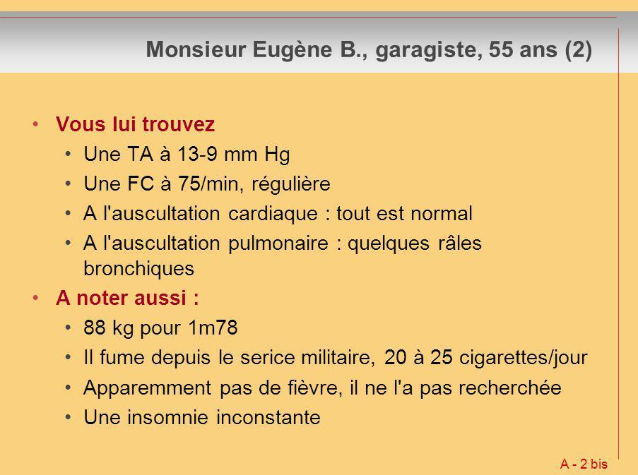 Monsieur Eugène B., garagiste, 55 ans (2)