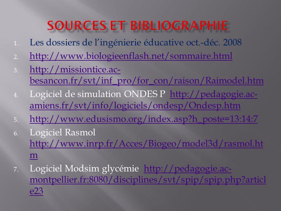 Sources et bibliographie