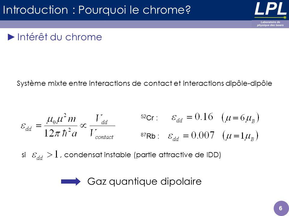 Introduction : Pourquoi le chrome