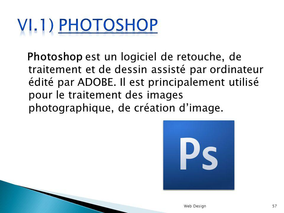 VI.1) Photoshop