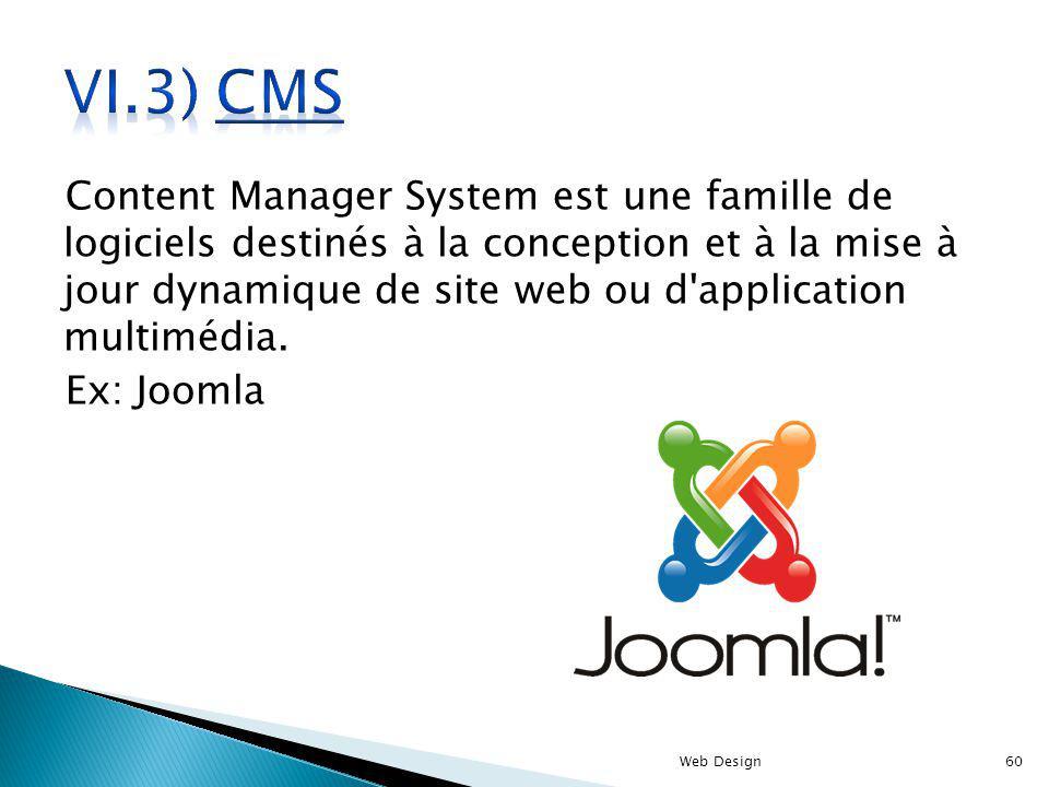 VI.3) CMS