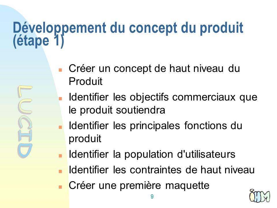 genie logiciel en 10 etape pdf