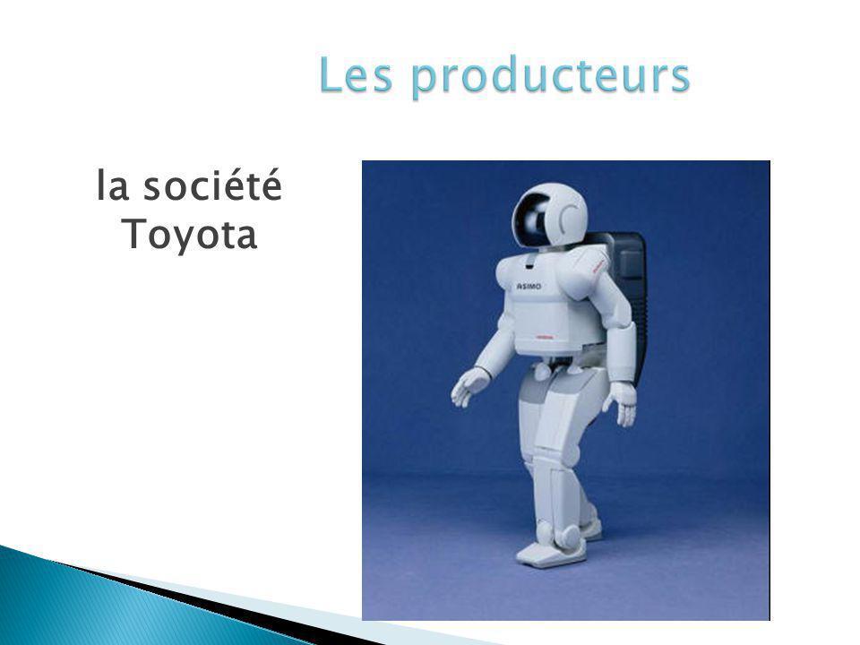 Les producteurs la société Toyota