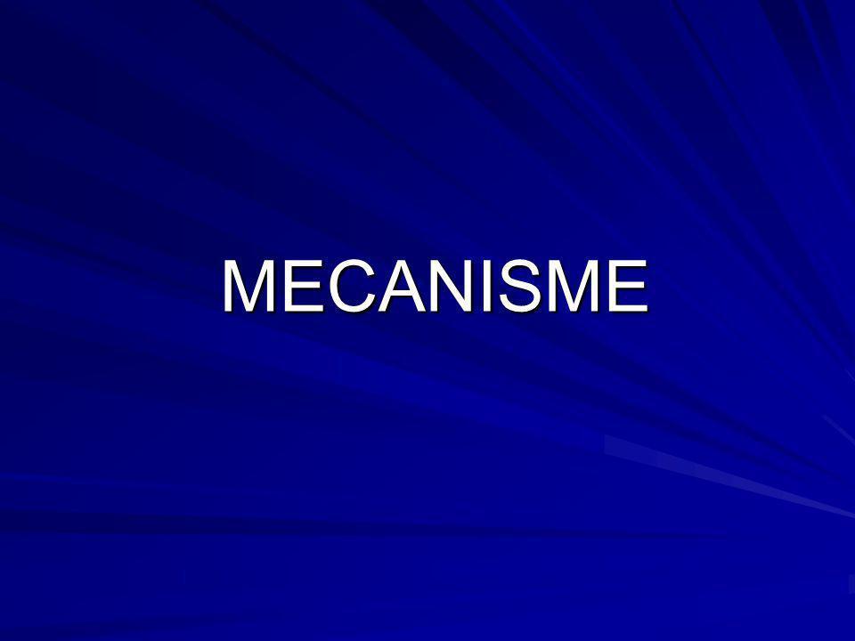 MECANISME