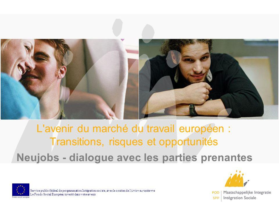 Neujobs - dialogue avec les parties prenantes