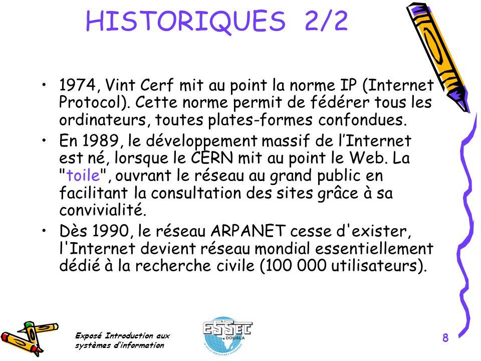 HISTORIQUES 2/2