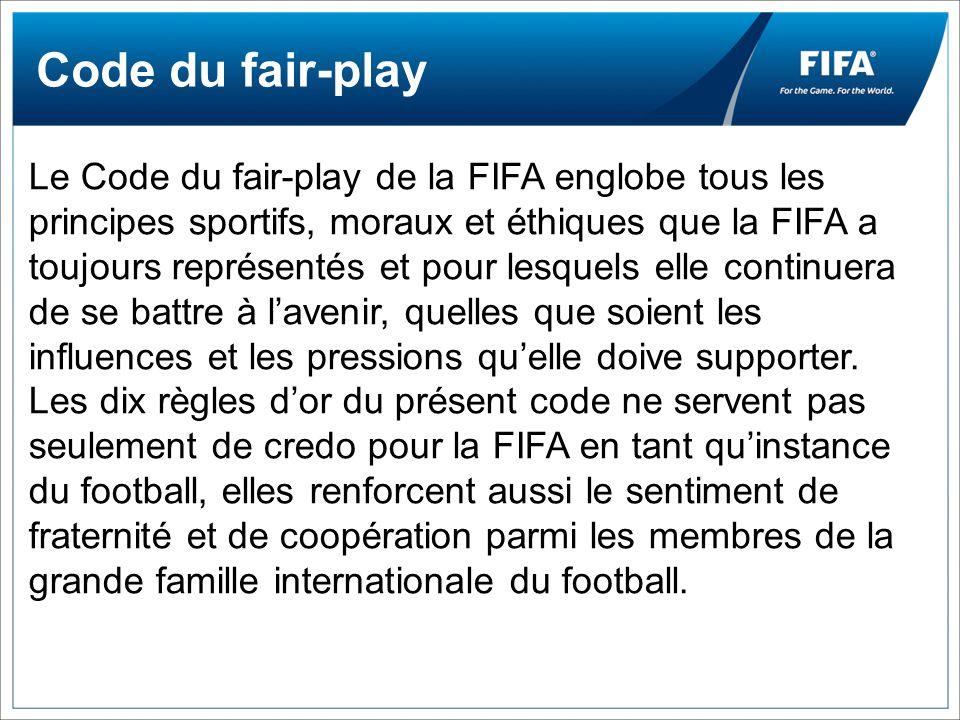 Code du fair-play